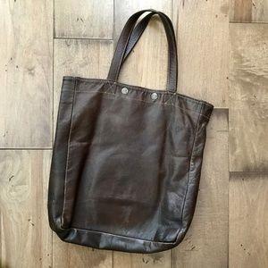 calma chicha Bags - Calma Chicha Leather Bag Brown 1850d8e4ca7a2